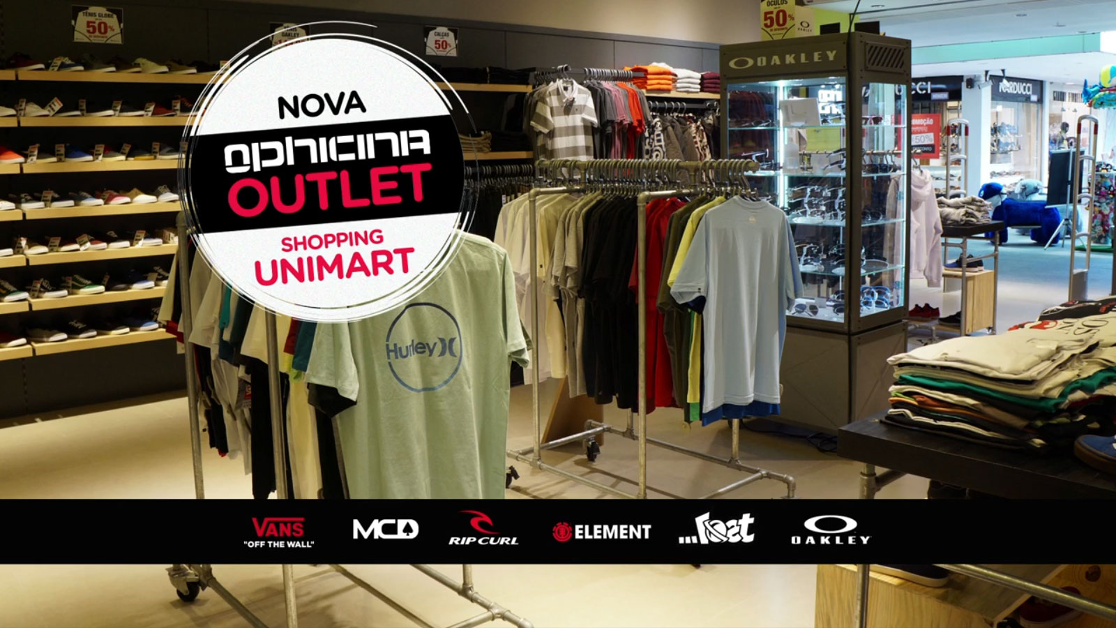 Campanha Outlet Ophicina